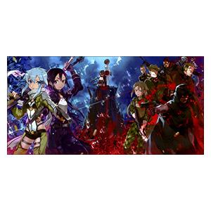 Sword Art Online. Размер: 50 х 25 см